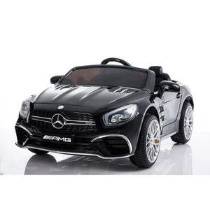 VOITURE ELECTRIQUE ENFANT Voiture Electrique Enfant Mercedes SL 65 AMG noir