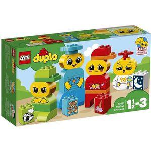 ASSEMBLAGE CONSTRUCTION LEGO® DUPLO® 10861 Mes premières émotions