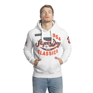 59ab11c4a7398 PULL Superdry Homme Hauts // Sweat capuche Famous Flyer