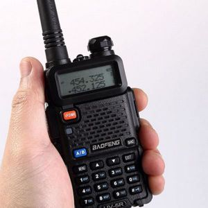 TALKIE-WALKIE Baofeng UV-5R Hunting 10km Mini Ham CB Radio Long