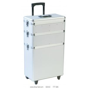 VALISE - BAGAGE Valise Trieko Coiffure Modulable