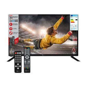Téléviseur LED TELE System PALCO28 LED08 Classe 28