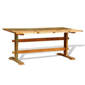 Table a manger ancienne achat vente table a manger ancienne pas cher so - Table a manger soldes ...