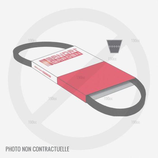 Courroie Traction Tondeuse Leclerc Beaux Jours Cl To 500eb