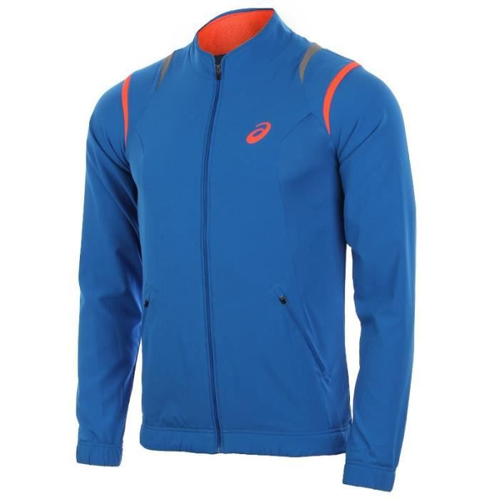 ASICS Jacket Tennis Resolution Homme