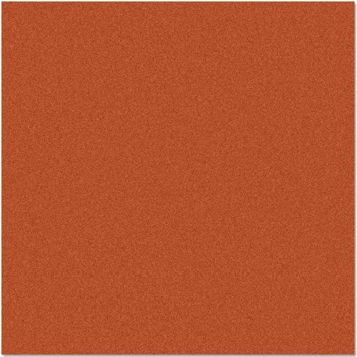 Feutrine épaisse - 2 mm - 30 x 30 cm - 32 couleurs Brique