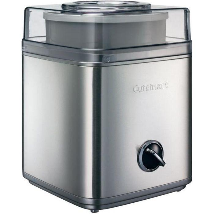 Machine à glace Cuisinart ICE30BCE