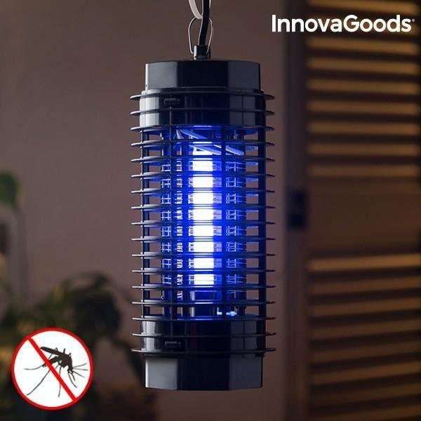 Lampe de protection contre les moustiques à décharge électrique - Lame anti insectes