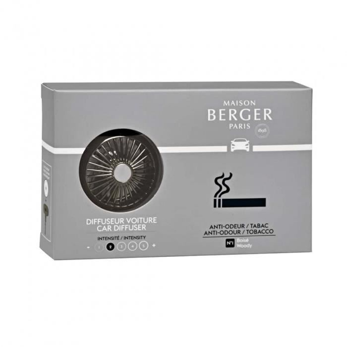 lampe berger diffuseur voiture anti tabac