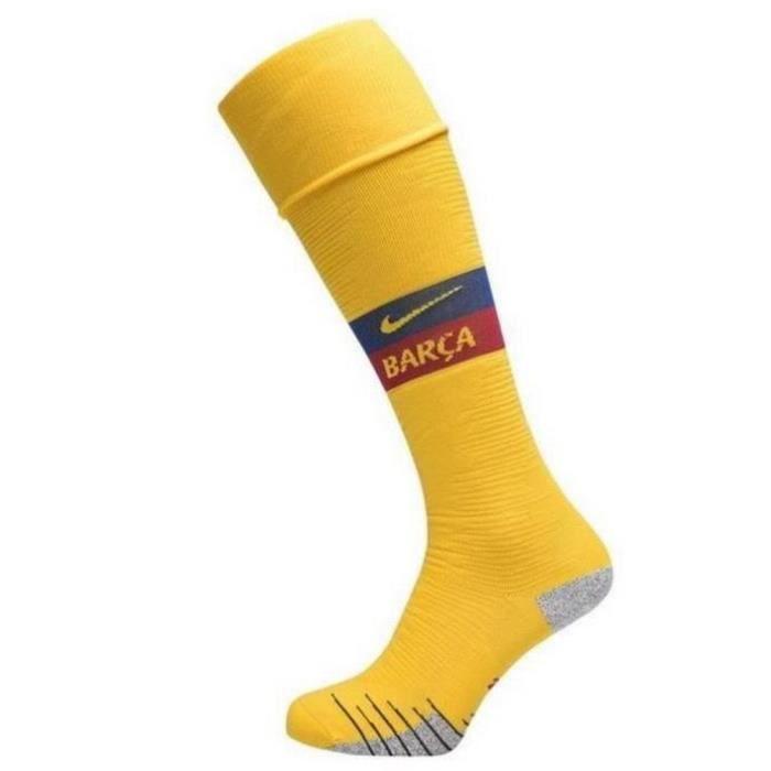 Chaussettes Officielles de Football Nike FC Barcelone Match Extérieur Saison 2019-2020