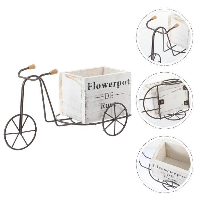 1PC Vélo Cache-Pot Creative Usine de velo entrainement de biking - indoor cycling - spin bike - fit bike fitness - musculation