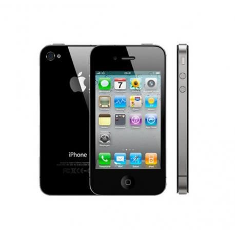 iphone 4s noir 16 go debloq achat smartphone pas cher. Black Bedroom Furniture Sets. Home Design Ideas