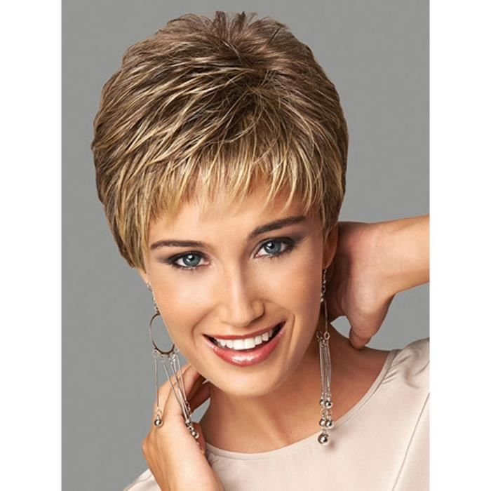 Coupe cheveux courts femme grosse