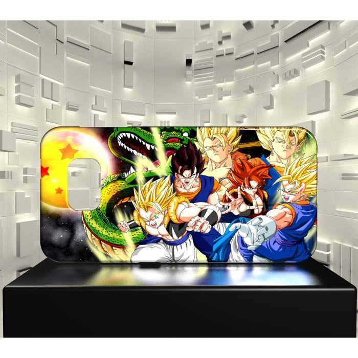 coque samsung s6 dragon ball z