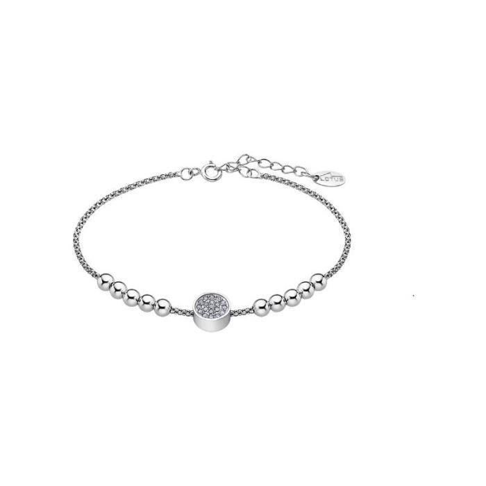 bracelet femme argent cercle