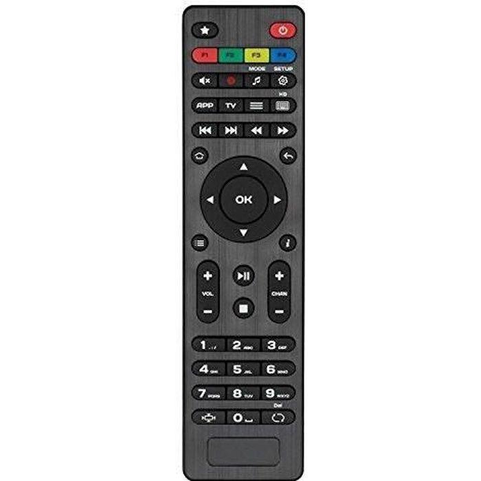 BOX MULTIMEDIA Télécommande de rechange pour  MAG 250 254 W1 260