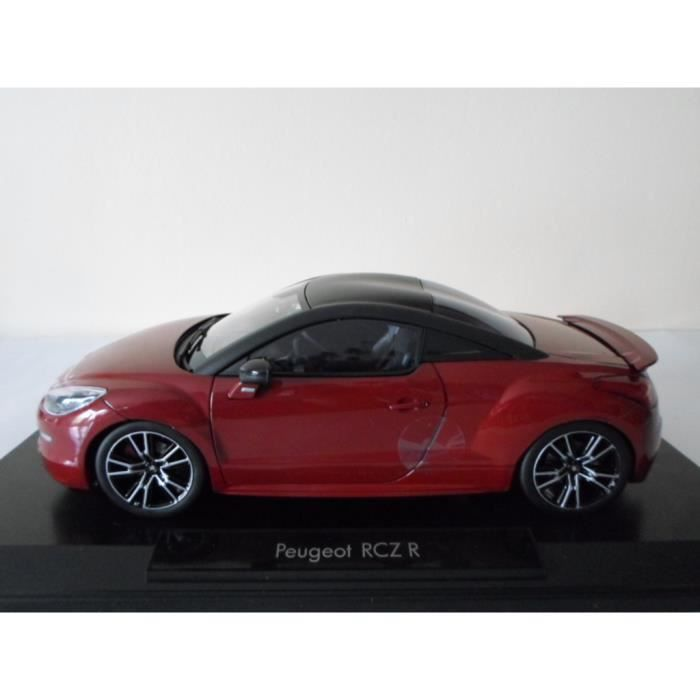 peugeot rcz r 2013 norev 1 18 achat vente voiture. Black Bedroom Furniture Sets. Home Design Ideas