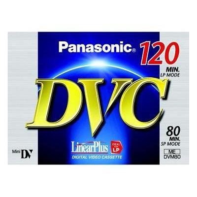 Mini DV Neuf Cassette Vierge pour Camescope MiniDV PANASONIC 60