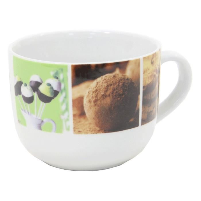 paris prix mug choco addict achat vente bol mug mazagran cdiscount. Black Bedroom Furniture Sets. Home Design Ideas
