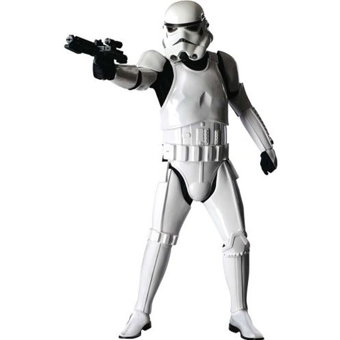 Déguisement Stormtrooper Collector Star Wars homme Achat / Vente