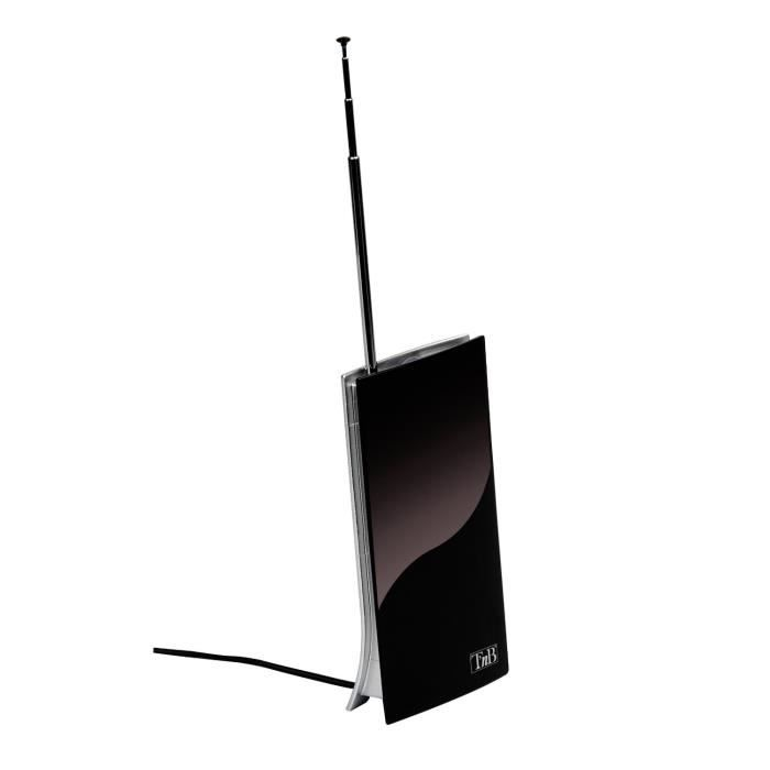 t 39 nb dark mini antenne d 39 int rieur 30 db antenne rateau avis et prix pas cher cdiscount. Black Bedroom Furniture Sets. Home Design Ideas