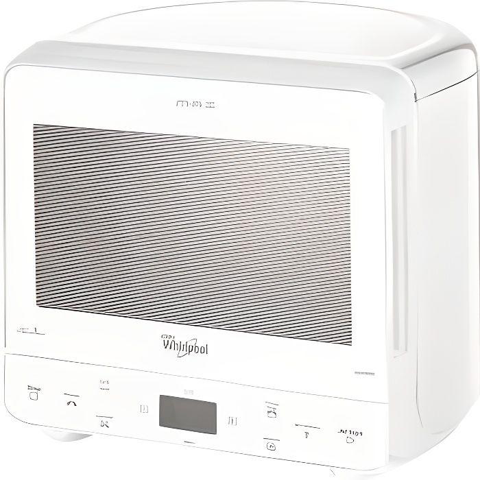 MICRO-ONDES MO posable, MAX, Blanc, 13 L, Electronique, Cavité