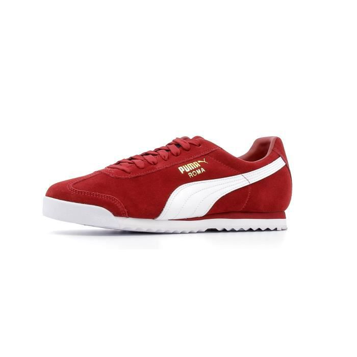 Baskets basses Puma Roma Suede gPza9uCY