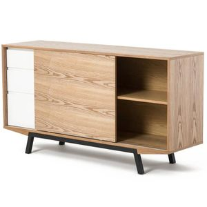 buffet style scandinave achat vente buffet style. Black Bedroom Furniture Sets. Home Design Ideas
