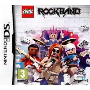 JEU DS - DSI LEGO ROCK BAND / JEU POUR CONSOLE NINTENDO DS