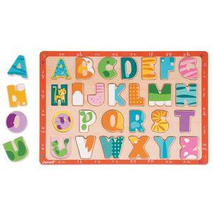 PUZZLE Puzzle Alphabet Chatons