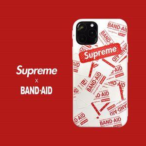 COQUE - BUMPER Coque iPhone 11,Supreme Band Aid 1 Antichoc Premiu
