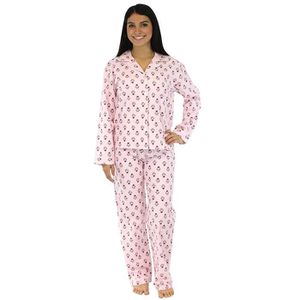 femmes pyjamas rose red achat vente chemise de nuit cdiscount. Black Bedroom Furniture Sets. Home Design Ideas