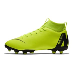 Jaune Nike Chaussures Football Df Superfly Mercurial Academy Vi Mg H9ED2I