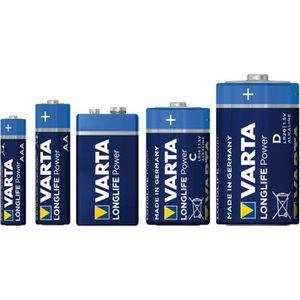 Boite de 12 piles ENERGY PAINTBAL 9 Volts