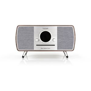 AMPLIFICATEUR HIFI Chaîne HiFi Tivoli Music System Home Walnut/Gray