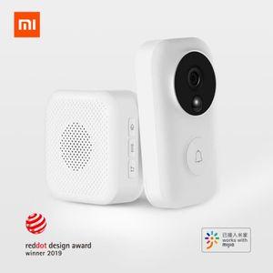 SONNETTE - CARILLON Xiaomi Mijia Sonnette Intelligente Vidéo Interphon