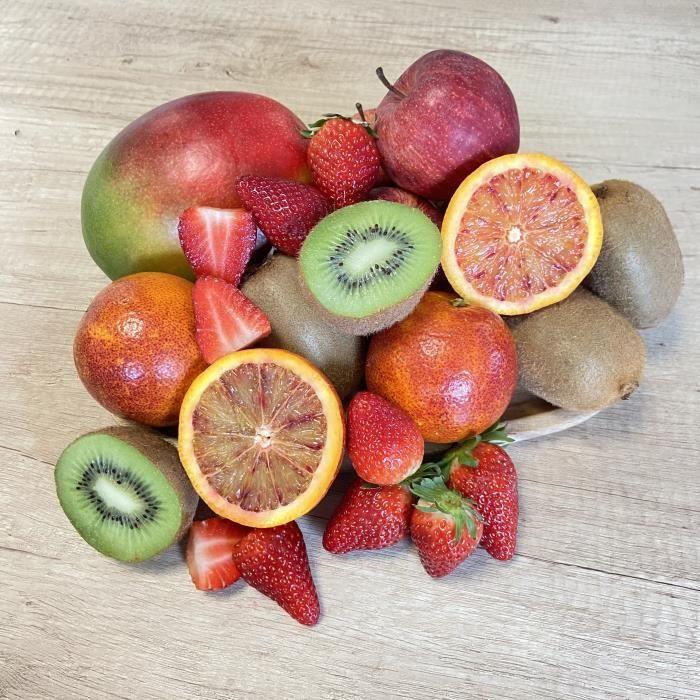 2kg de fruits festifs