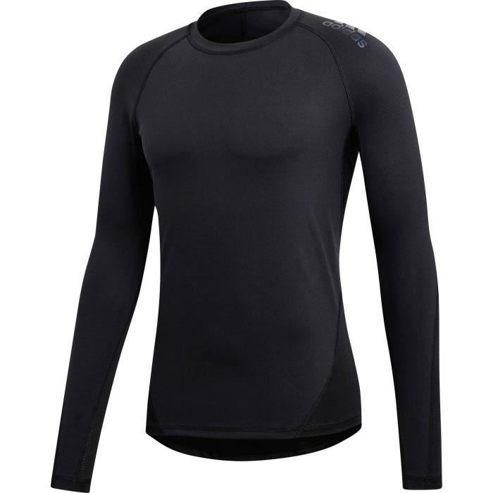 ADIDAS T-shirt de running Ask Spr - Homme - Noir