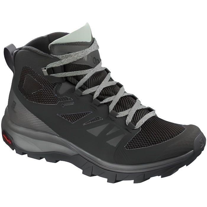 Outline Mid GTX® W - Chaussures randonnée femme Black / Magnet 36 2/3