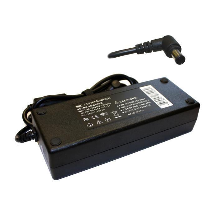 Sony Bravia KD-49XE7005 Adaptateur CA secteur alimentation pour TV LCD - LED
