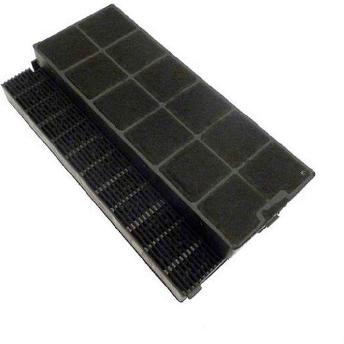 Lot de 2 filtres charbon FCH260 pour Hotte FAGOR, ROSIERES, SAMSUNG
