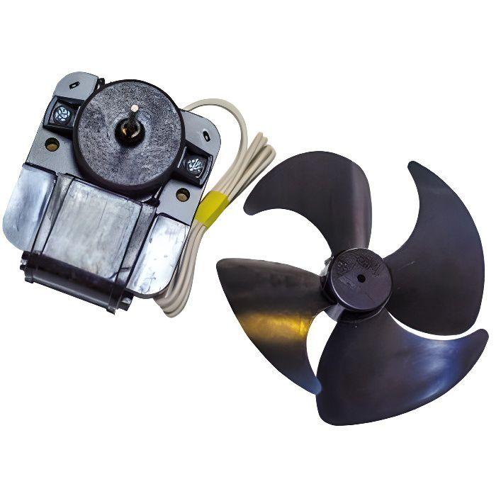 Moteur ventilateur - Réfrigérateur, congélateur - IBERNA, ROSIERES, WHIRLPOOL (45725)