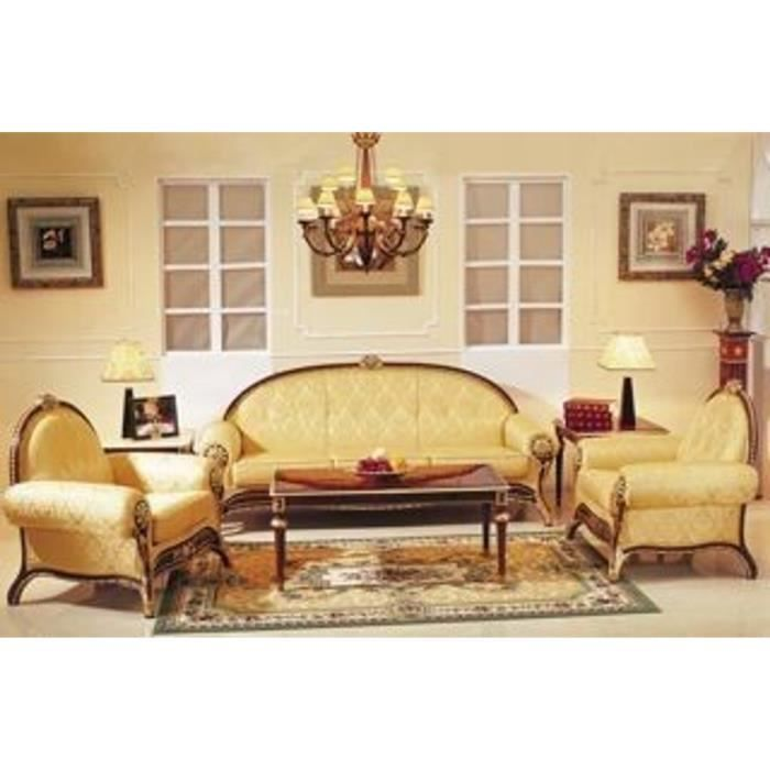 Baroque Salon Sofa Chaise 2er 3er Vp0810 De Style Antique Achat