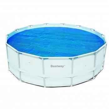BÂCHE - COUVERTURE  bâche solaire ronde diam 410cm pour piscine 427cm