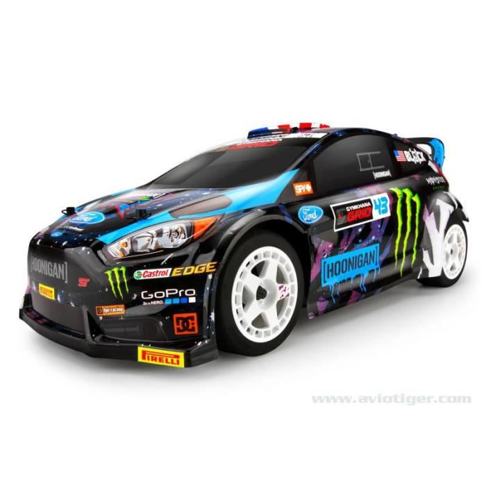voiture thermique wr8 nitro ford fiesta ken block 2015 voiture radiocommand e hpi racing. Black Bedroom Furniture Sets. Home Design Ideas