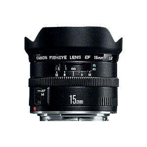 OBJECTIF Canon EF 15mm f2.8 Fisheye