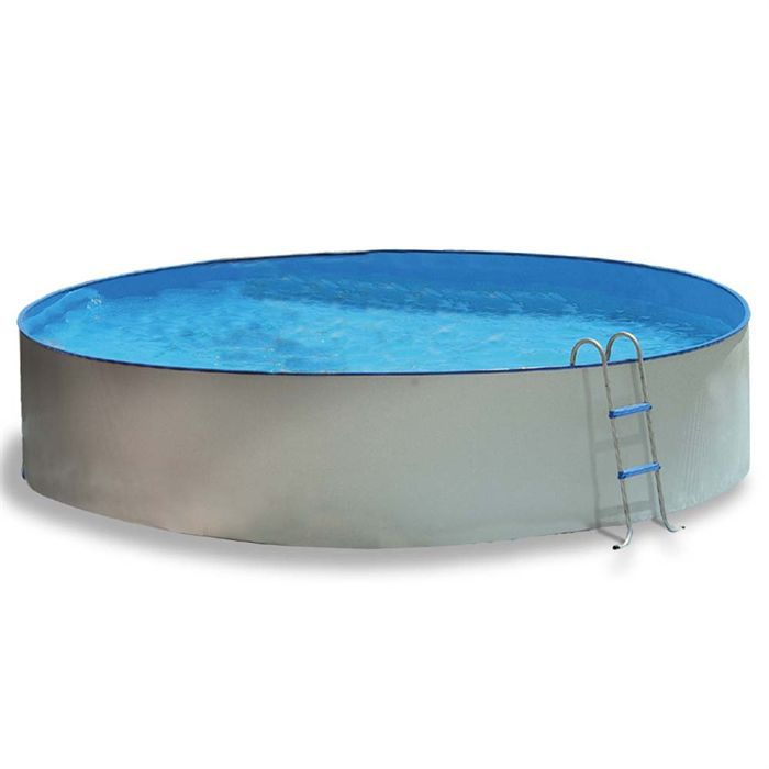 Piscine ronde for Robot pour piscine ronde