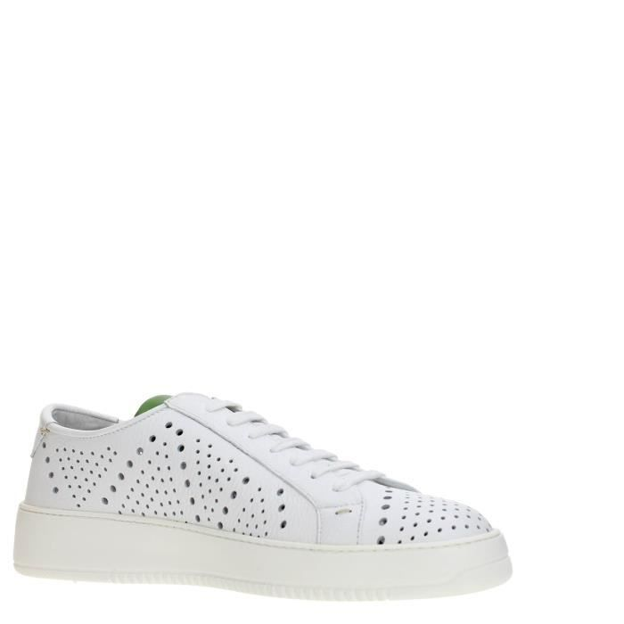 BOTTICELLI Sneakers Homme WHITE, 43