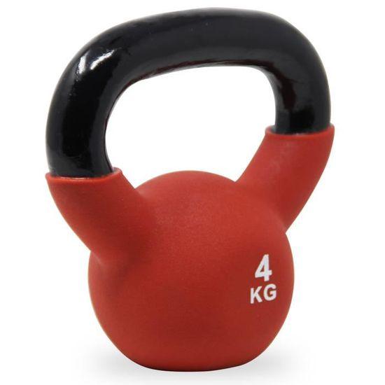 Extreme Fitness Vinyle Kettlebell Force Poids Fitness Home Gym entra/înement Kettlebell 2 24/kg