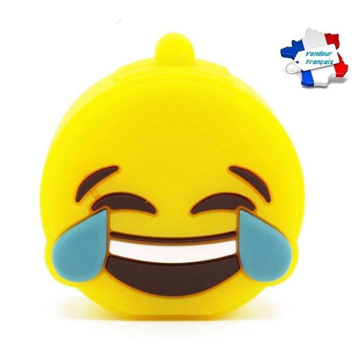 Cle Usb Emoji Smiley Mdr Capacite 16go Livraison Gratuite Et Rapide 2 A 3 Jours Entreprise Francaise Prix Pas Cher Cdiscount